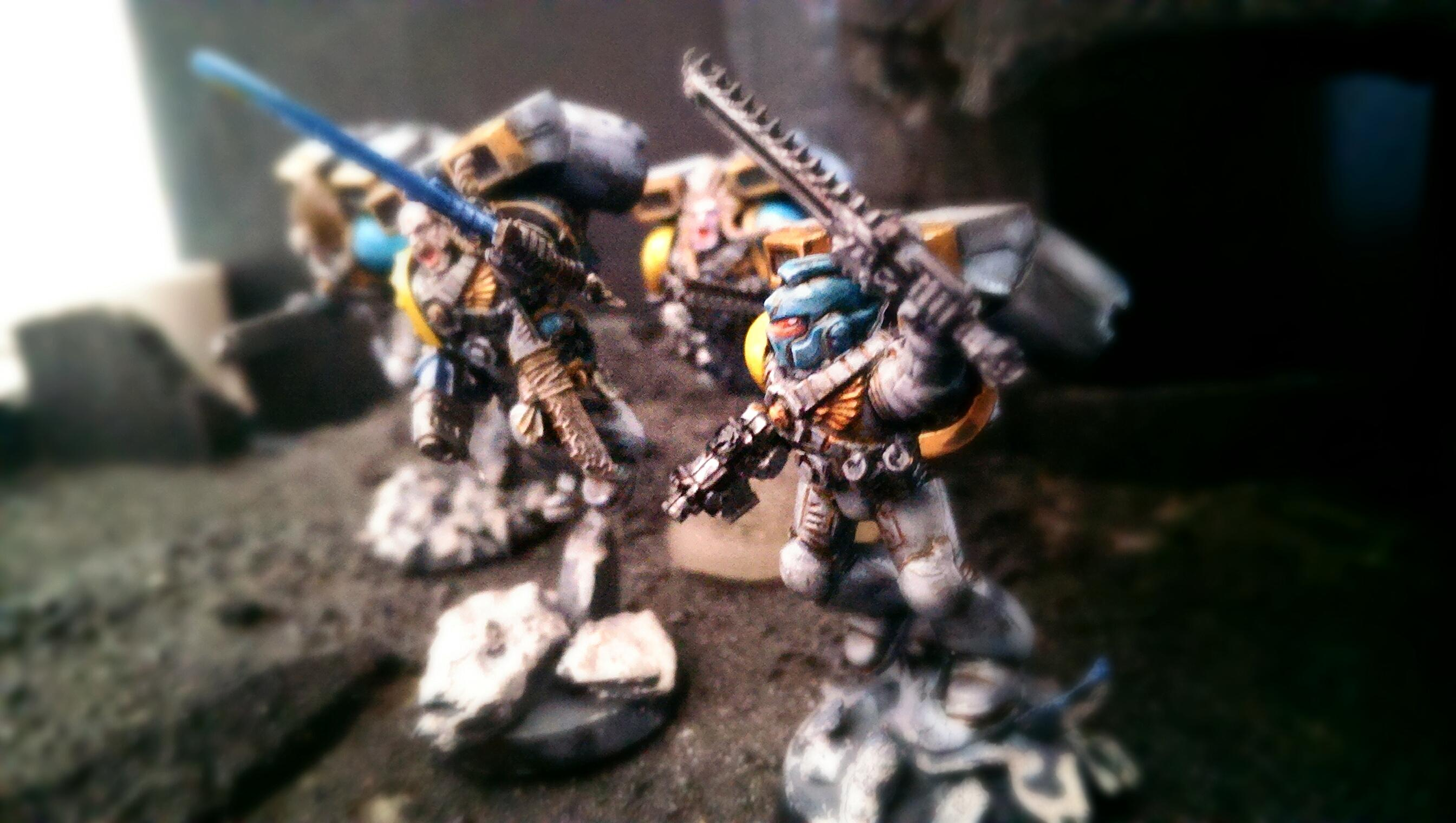 Assault, Space, Space Marines, Wolves