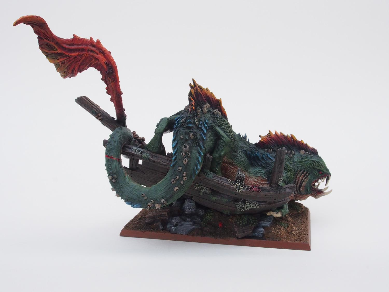 Forge World, Merwyrm, Monster