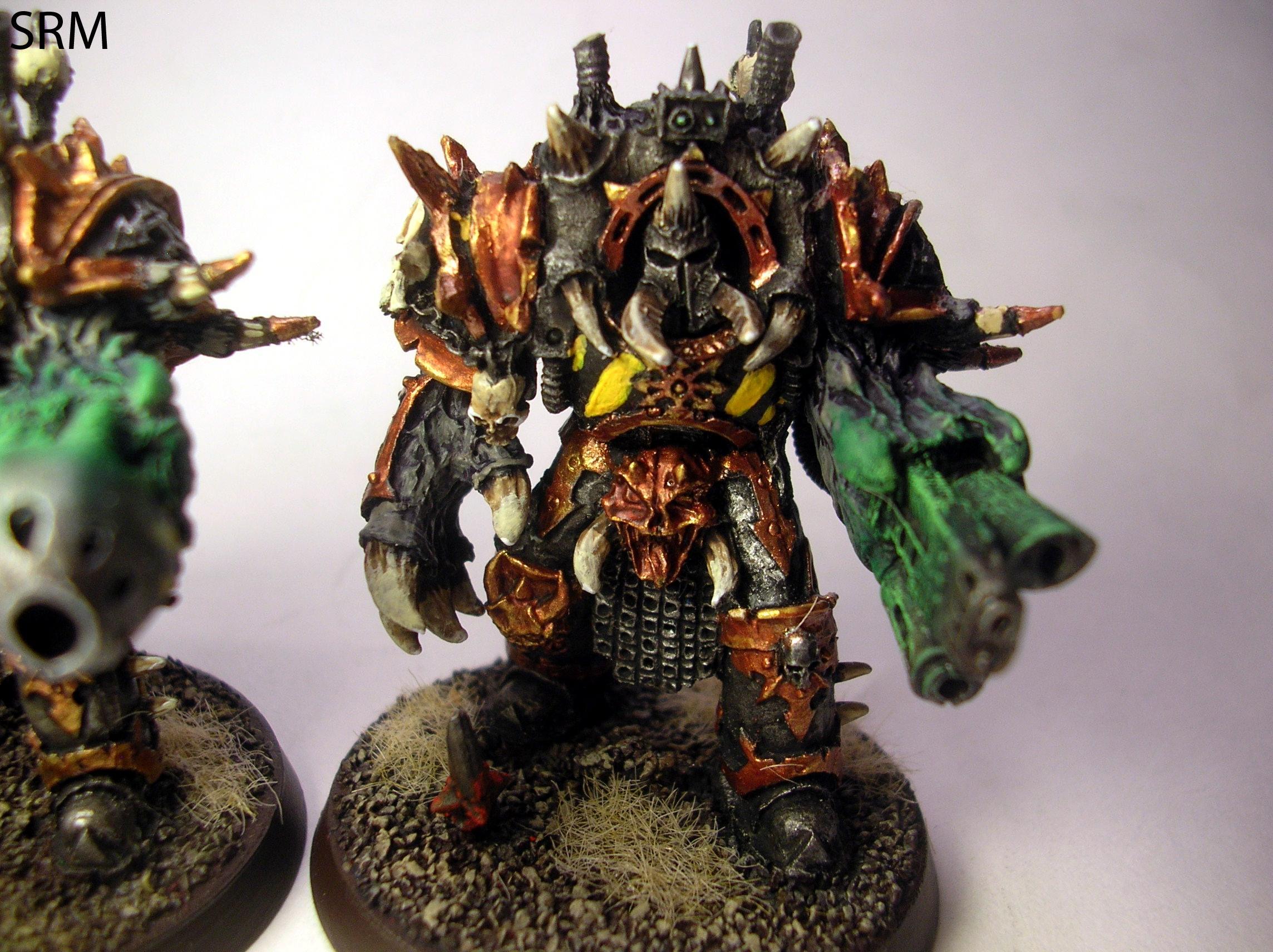 Chaos, Obliterators