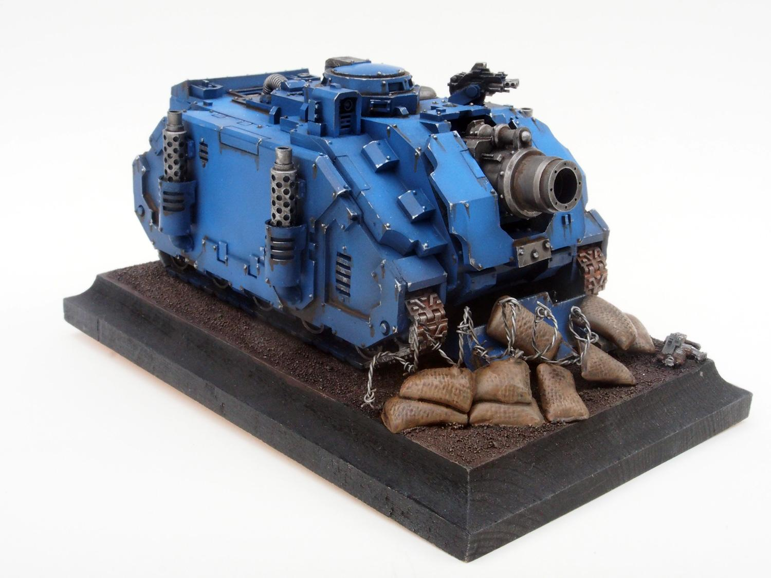 Forge World, Space Marines, Tank, Vindicator