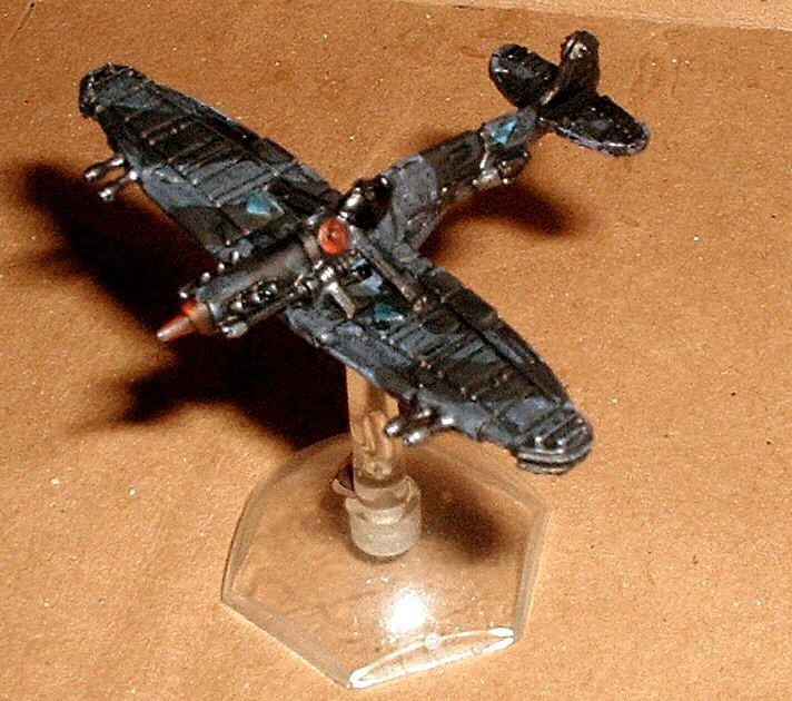 6mm, Epic, Imperium, Red 9 532nd Naval Air Wing (Strike)