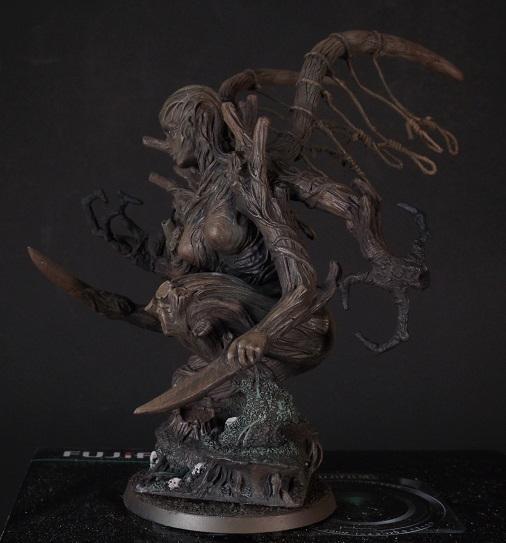 Chaos, Daemons, Treewoman, Ultraforge