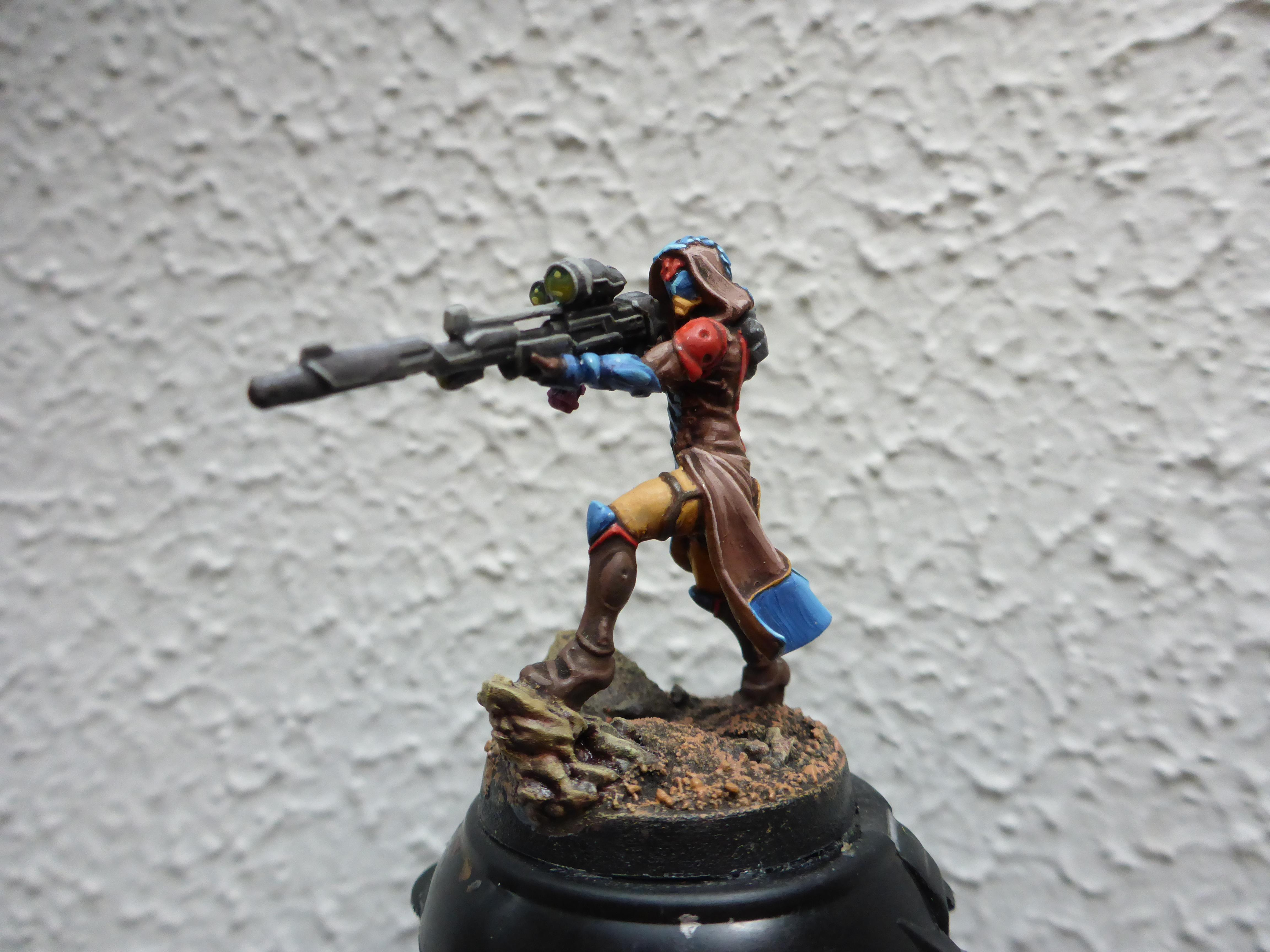 Haqqislam, Hassassin, Infinity, Lasiq, Viral Sniper Rifle