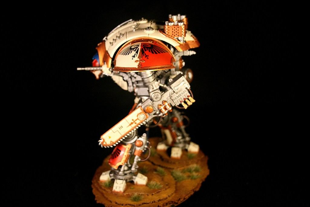 Griffith House, Imperial Knight