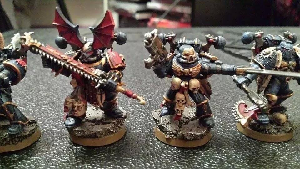 Chaos Space Marines, Nightlords
