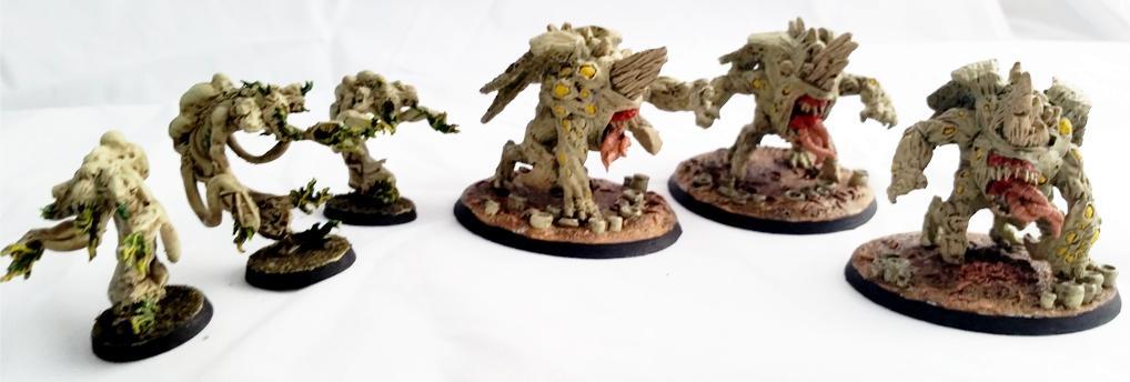 Killteam, Nurgle, Nurgle Daemons Kill Team