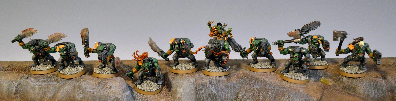 Boy, Orks, Slugga Boyz 2