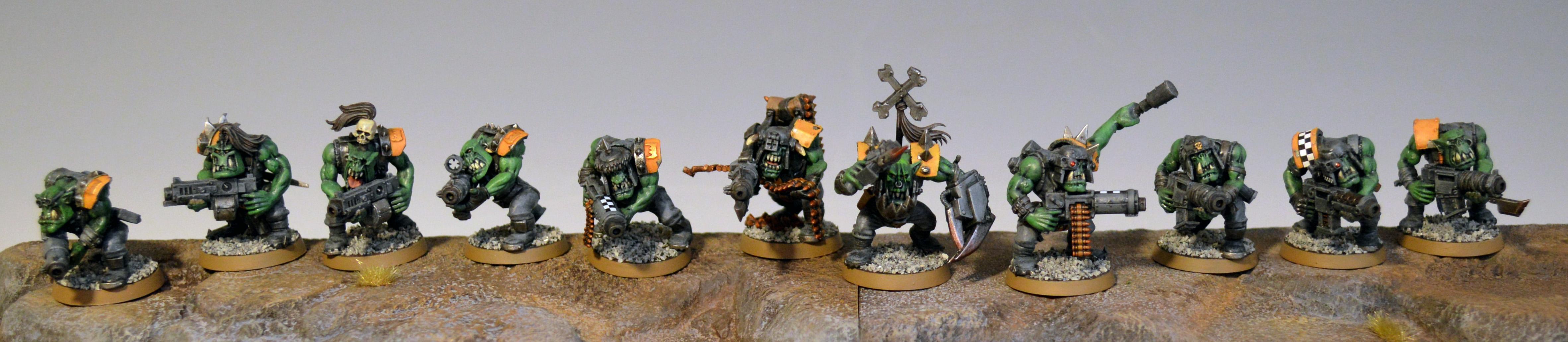 Boy, Orks, Shoota Boyz 1