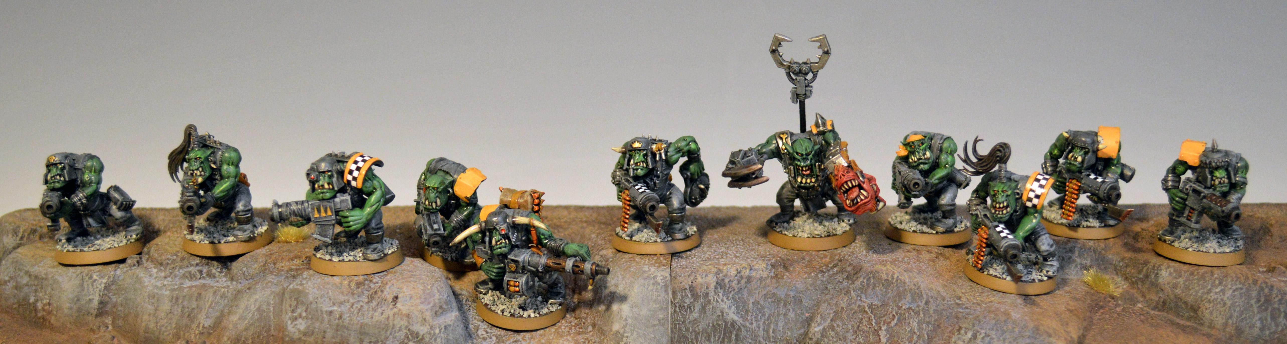 Boy, Orks, Shoota Boyz 3