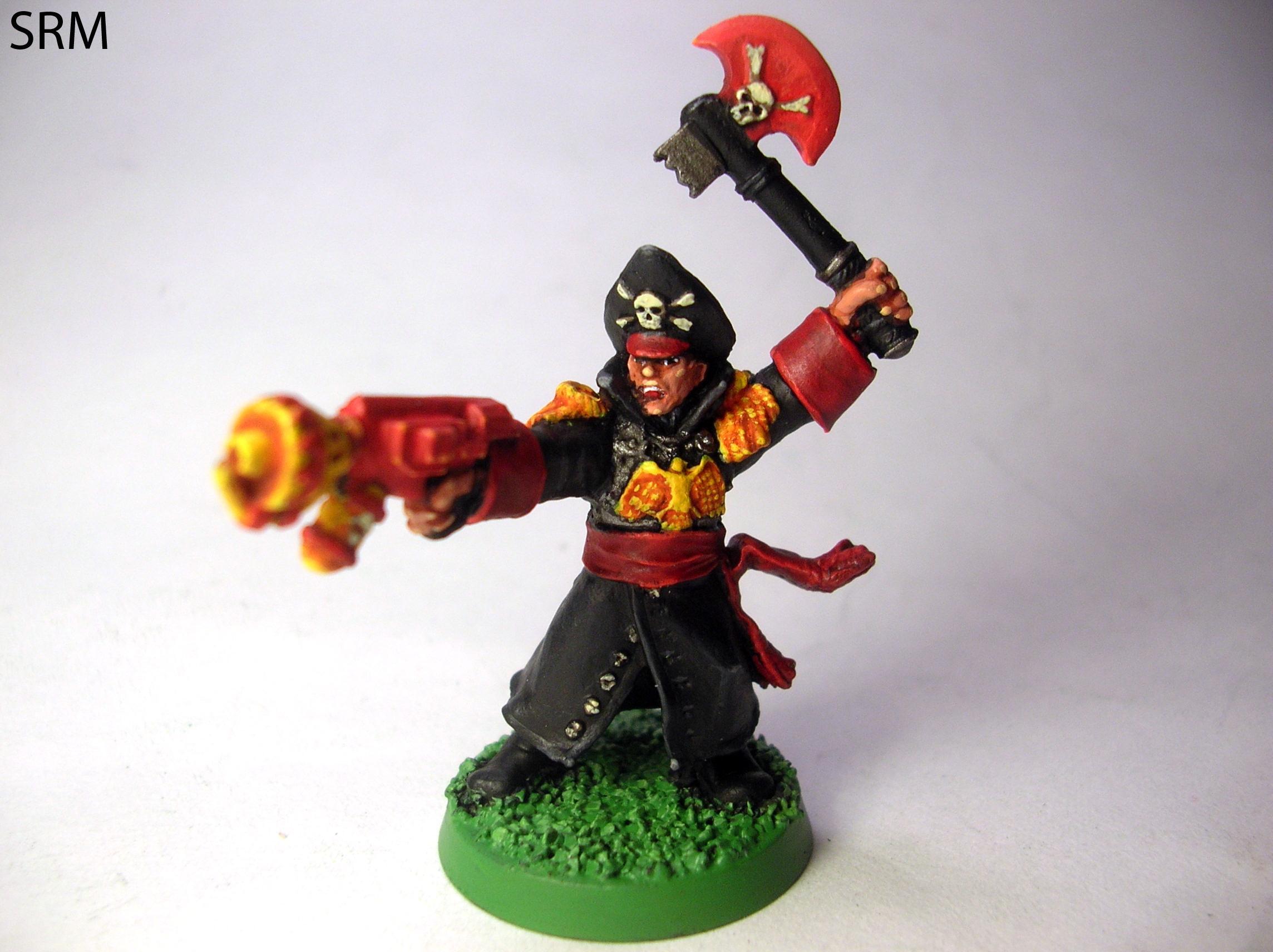 Commissar, Retro