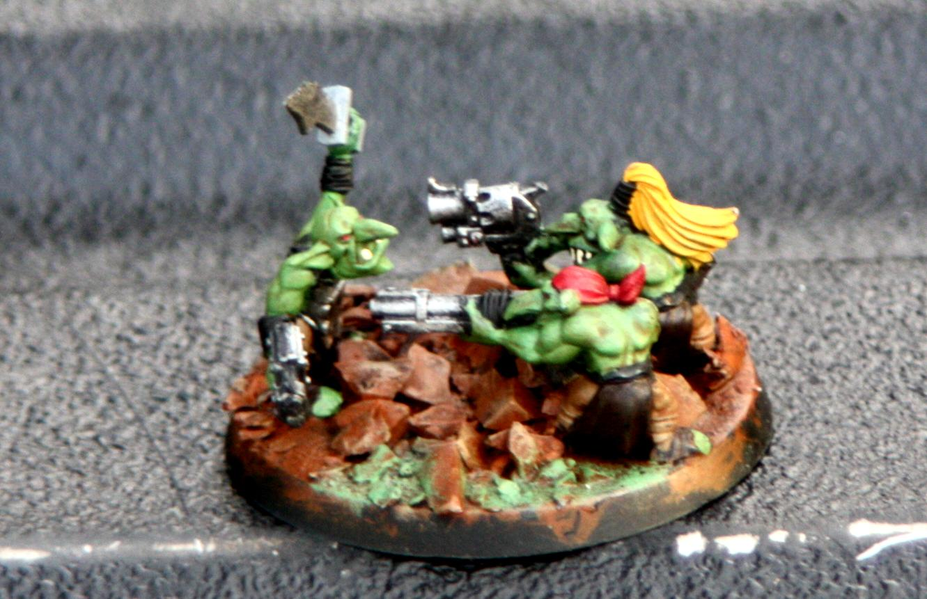 7th, Edition, Grots, Marker, Objective Marker, Orks, Waaagh!, Warhammer 40,000