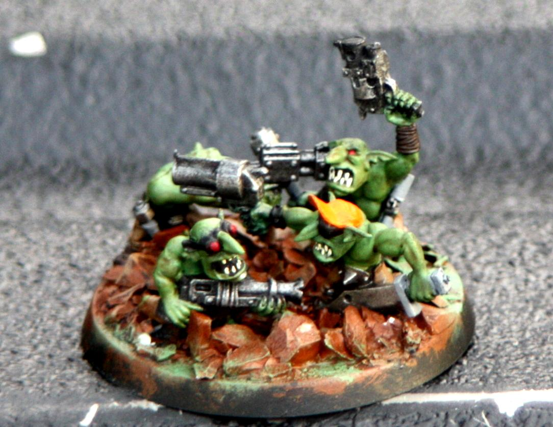 7th, Edition, Grots, Marker, Objective Marker, Orks, Waaagh!