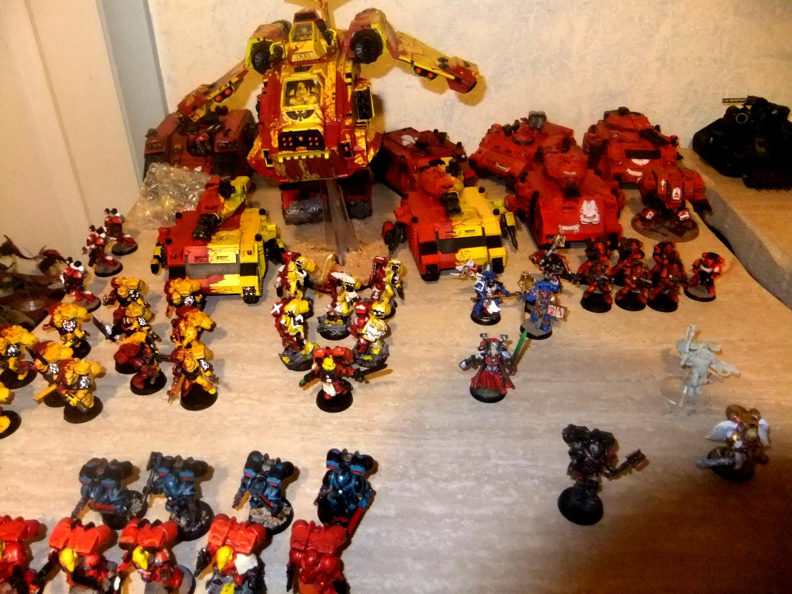 Army, Blood Angels, Lamenters