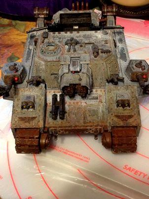Astra Militarum, Imperial Guard, Storm Lord, Super-heavy, Warhammer 40,000
