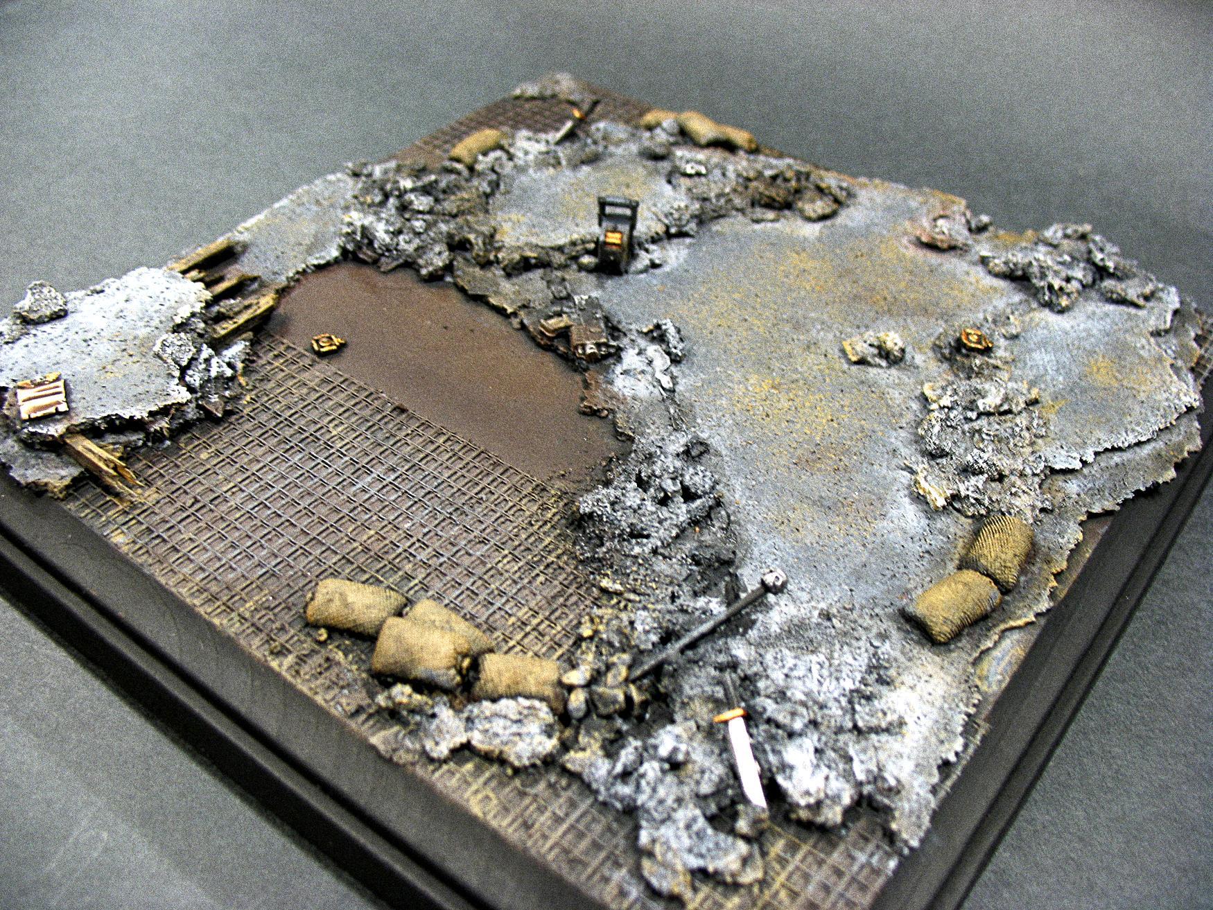 Deathwatch, Display Board, Killteam