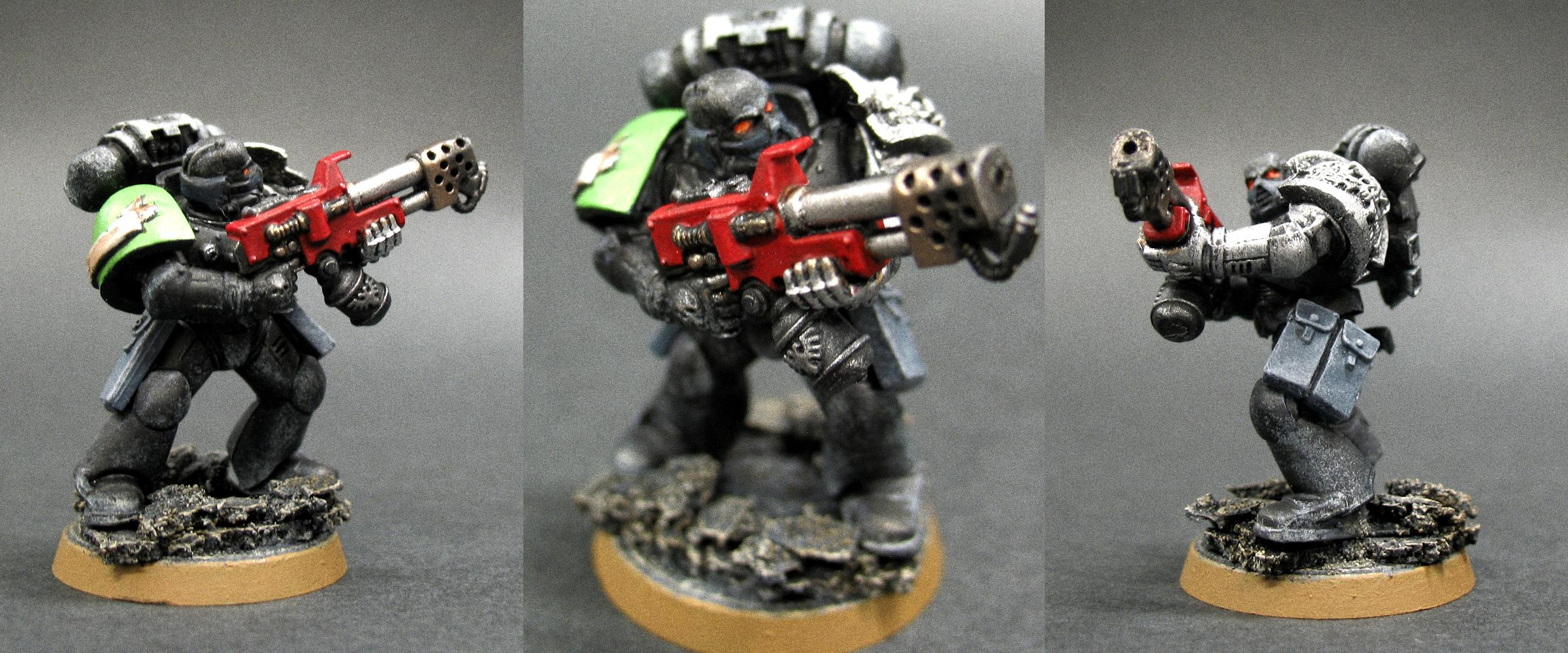 Deathwatch, Killteam, Salamander