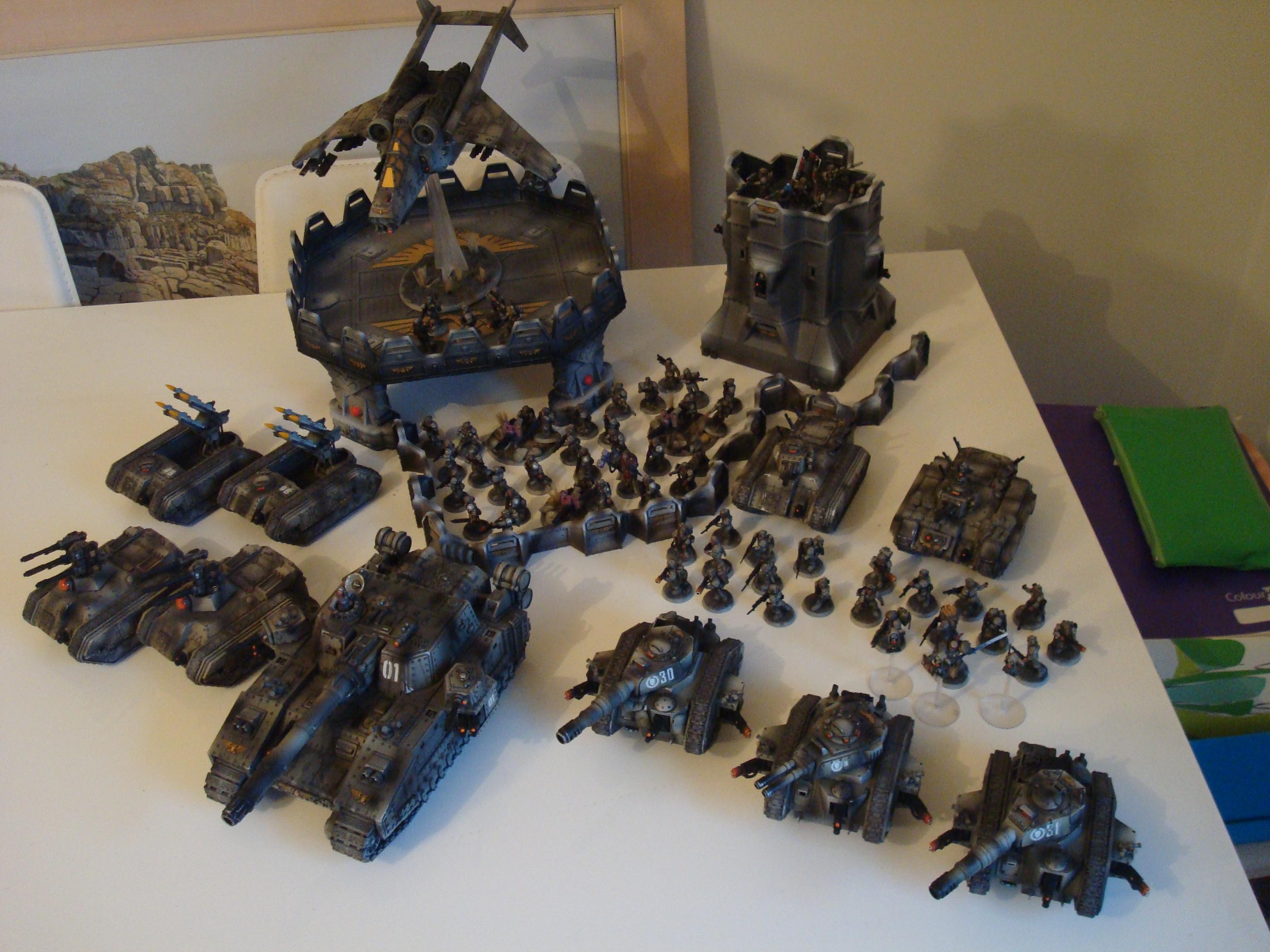 2500 pts Astra Militarum/ Inquisitor