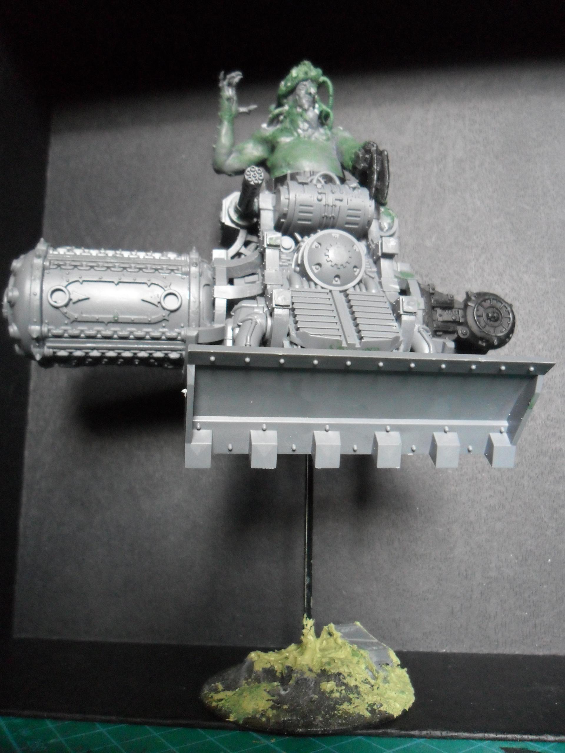 Goliath, Jetbike, Necromunda, Skimmer