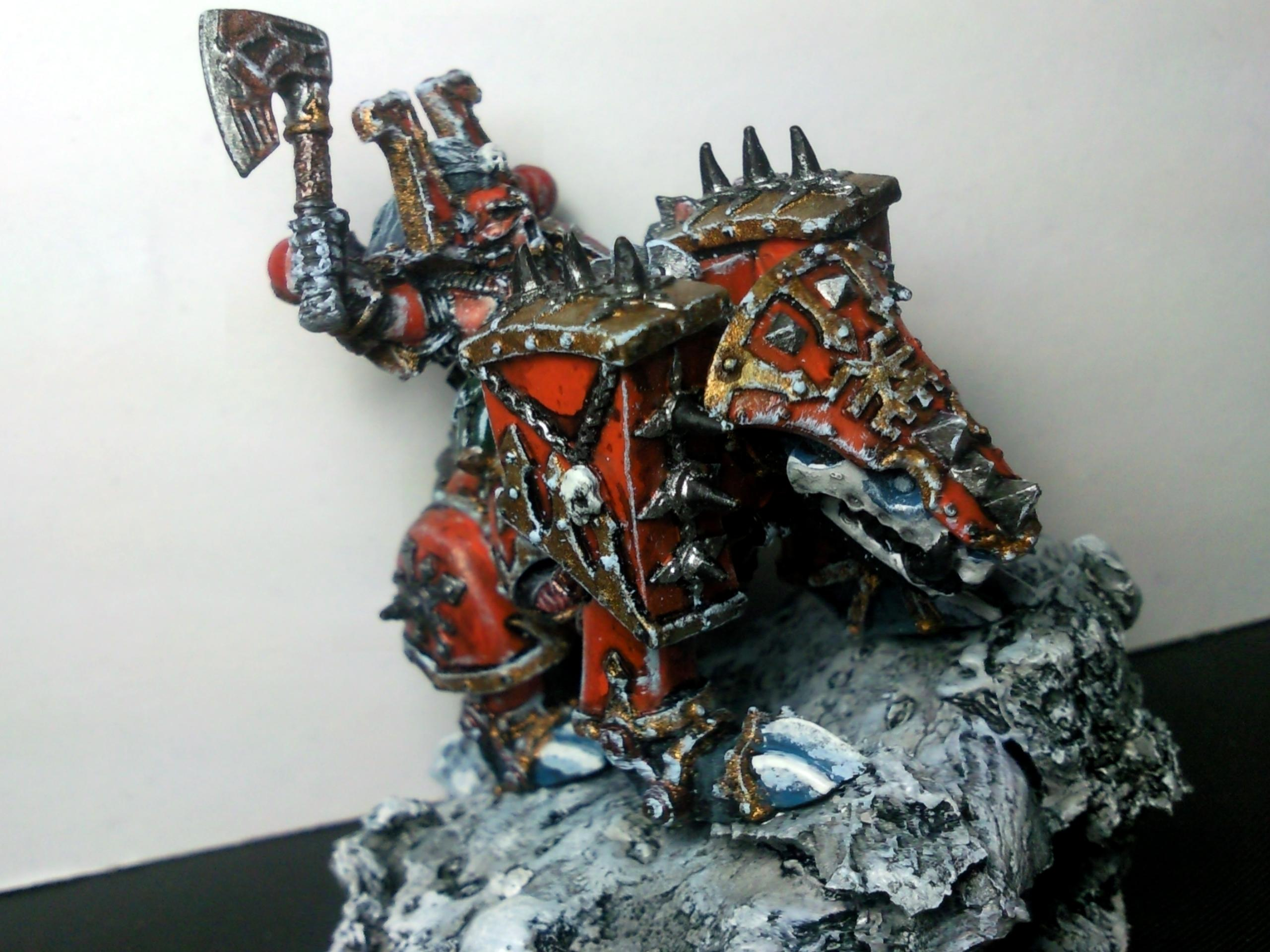 Army  Beast  Cavalry  Chaos Space Marines  Headquarters
