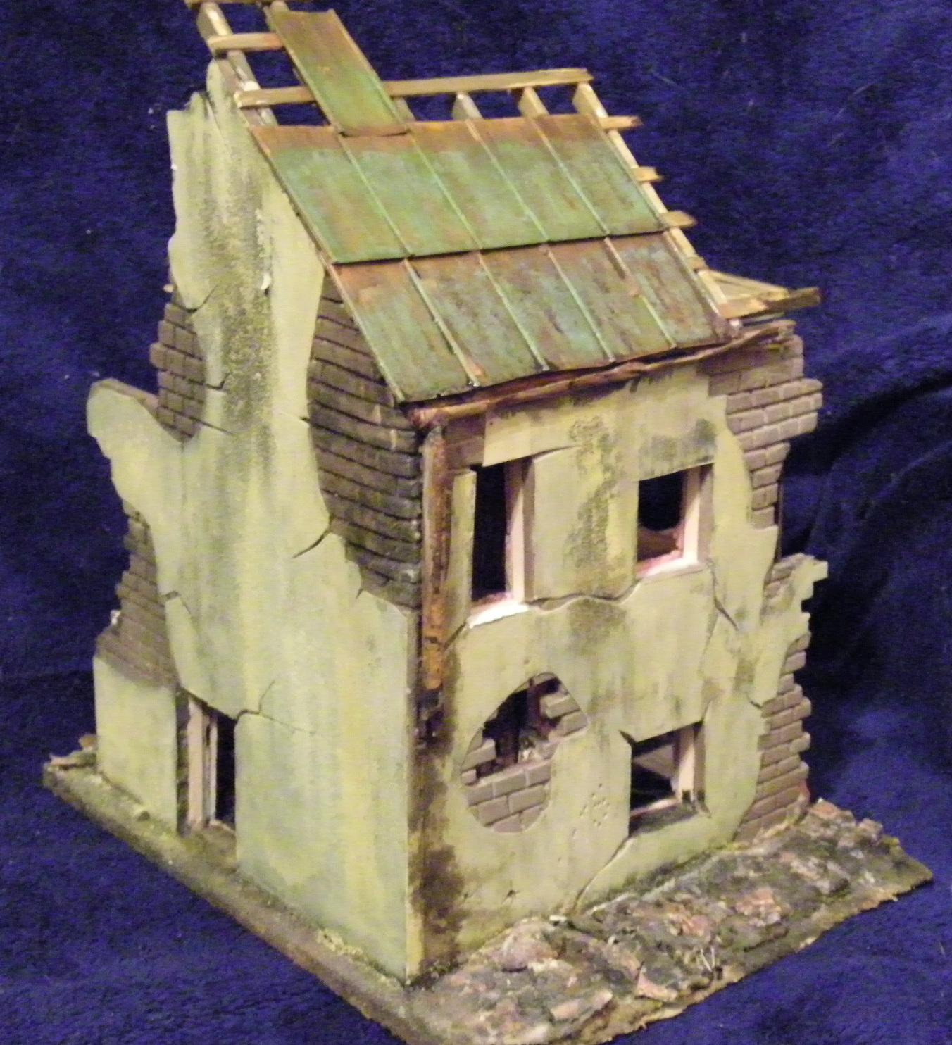 Buildings, Terrain
