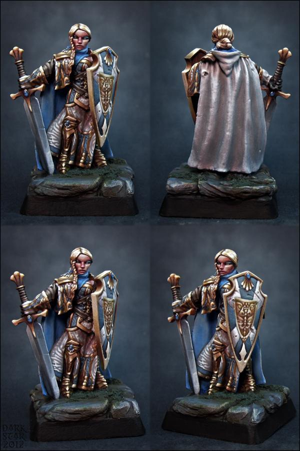 Isabeau, Paladin, Reaper