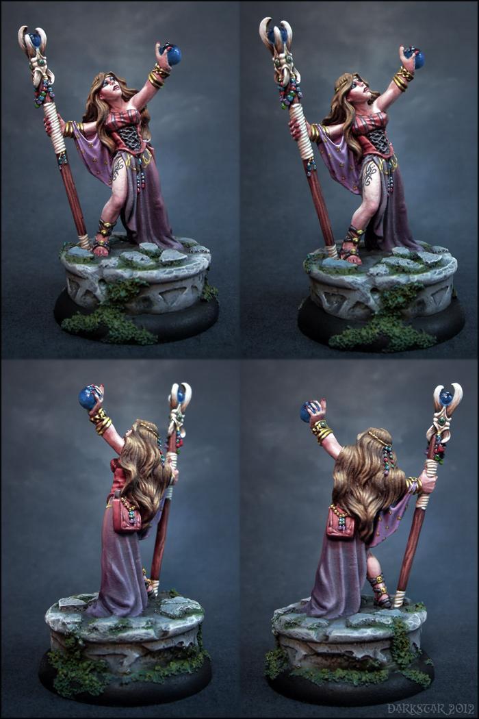 Reaper, Sarah The Seeress