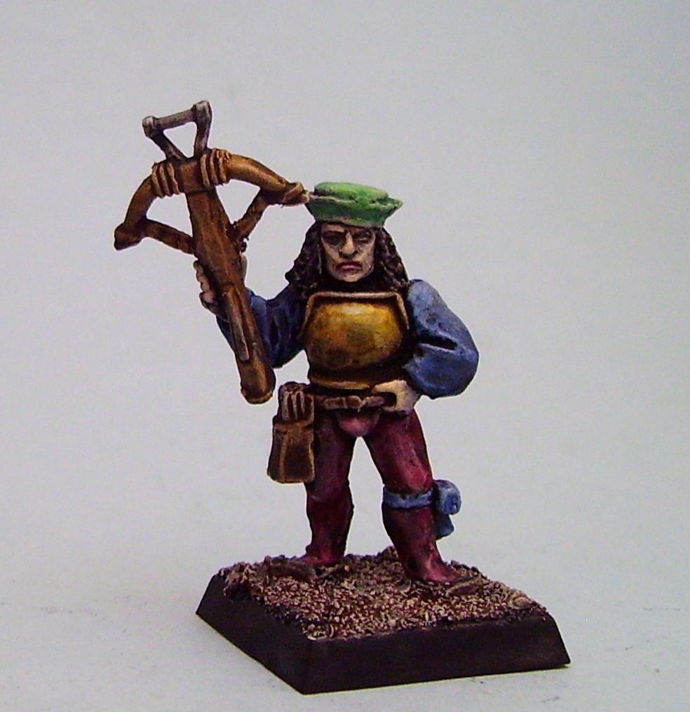 Tillean Mercenary Crossbowman
