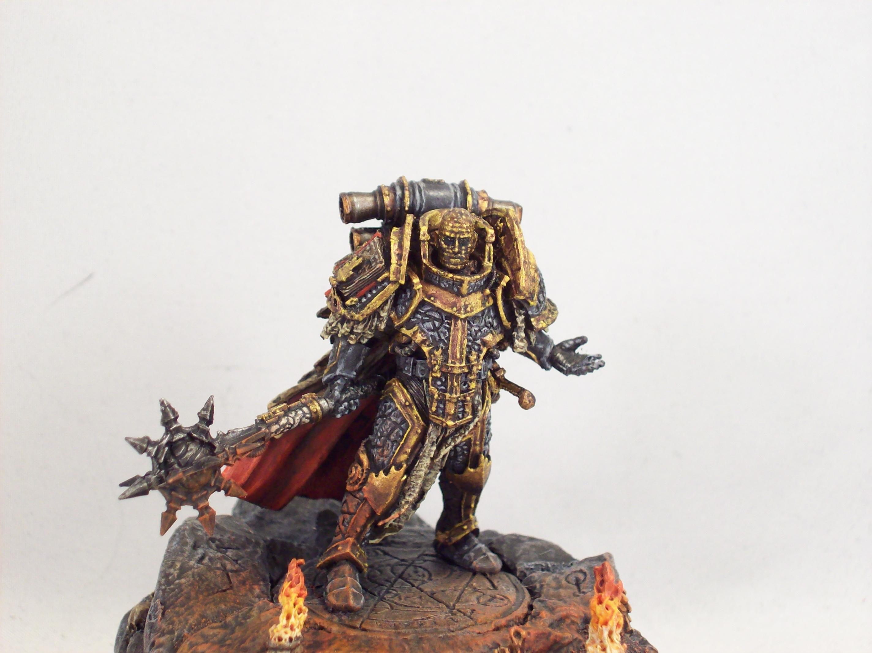 Lorgar, Warhammer 40,000, Word Bearers