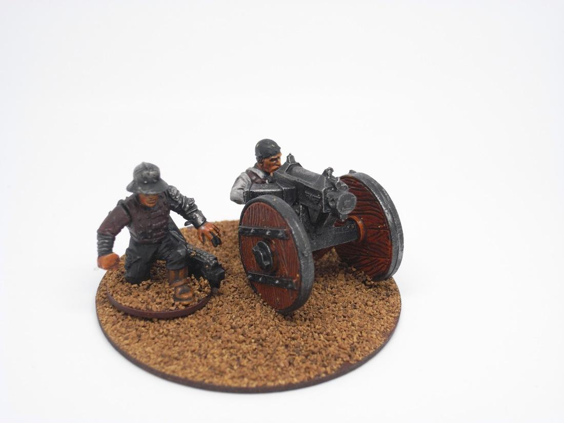 Imperial Guard, Militia