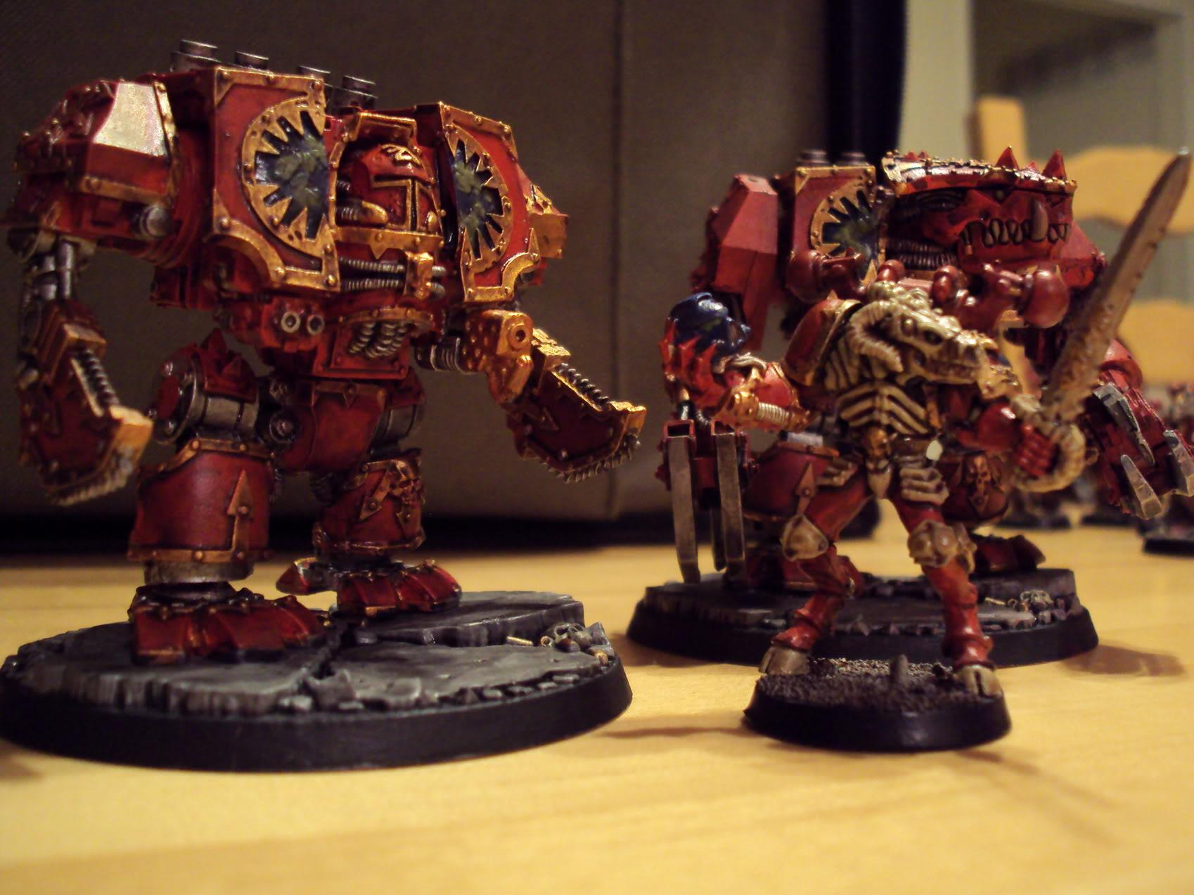 Chaos Space Marines, Khorne, Rogue Trader, World Eaters