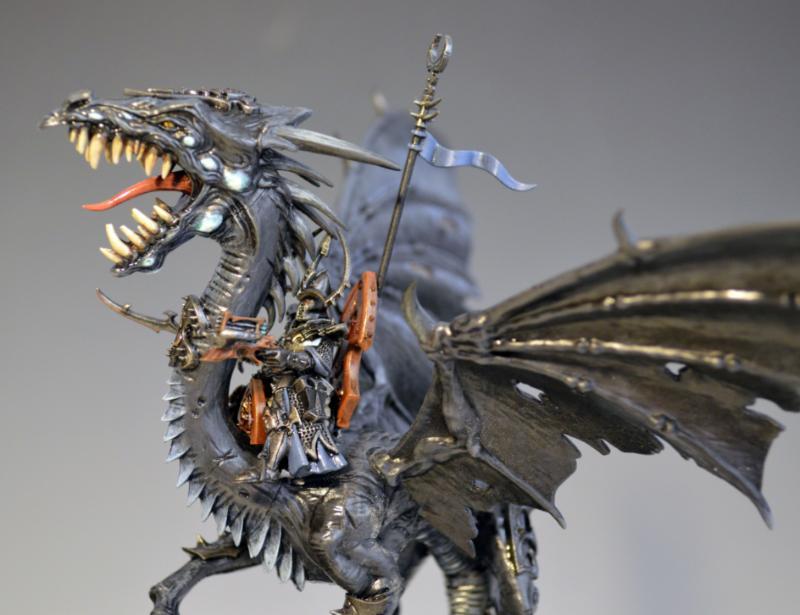 Black Dragon, Dark Elves, Dreadlord