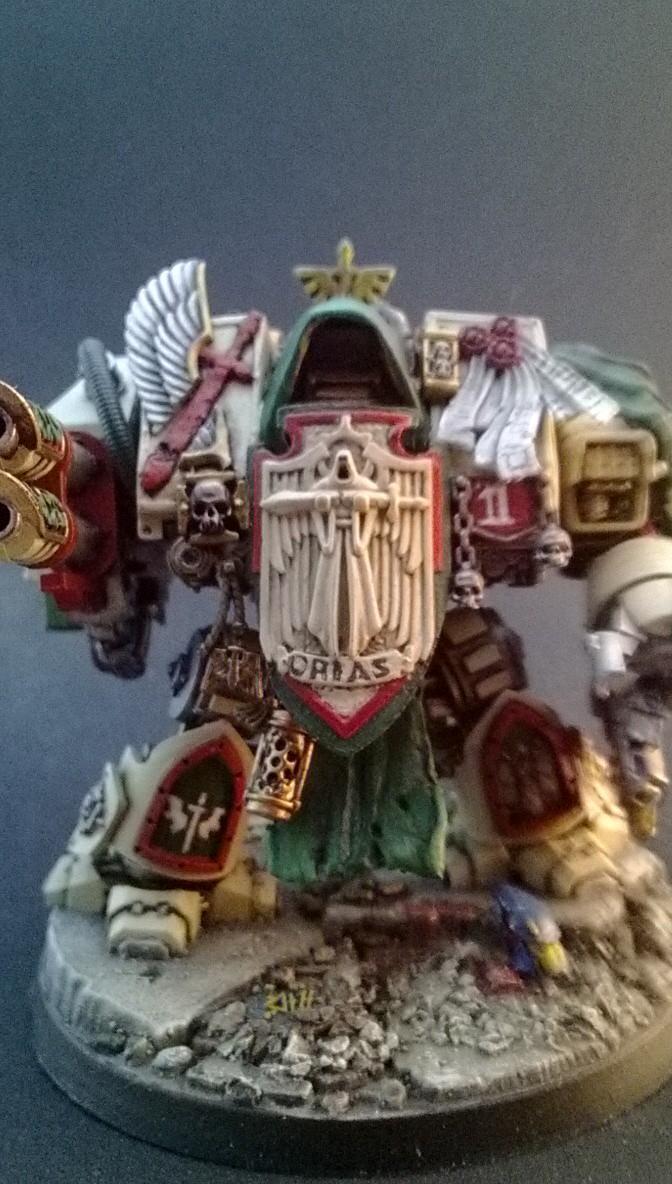 Convertion, Dark Angels, Deathwing, Dreadnought
