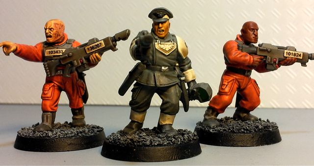 Astra Militarum, Imperial Guard, Lasgun, Laspistol, Penal Legion, Theme, Warhammer 40,000
