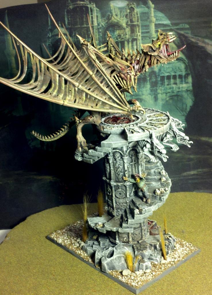 Large Target, Terrorghiest, Vampire Counts, Warhammer Fantasy
