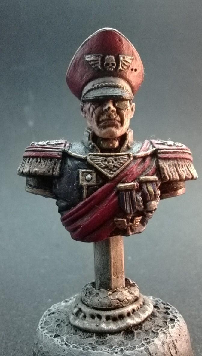 Big, Buste, Merlin, Relic, Warhammer 40,000