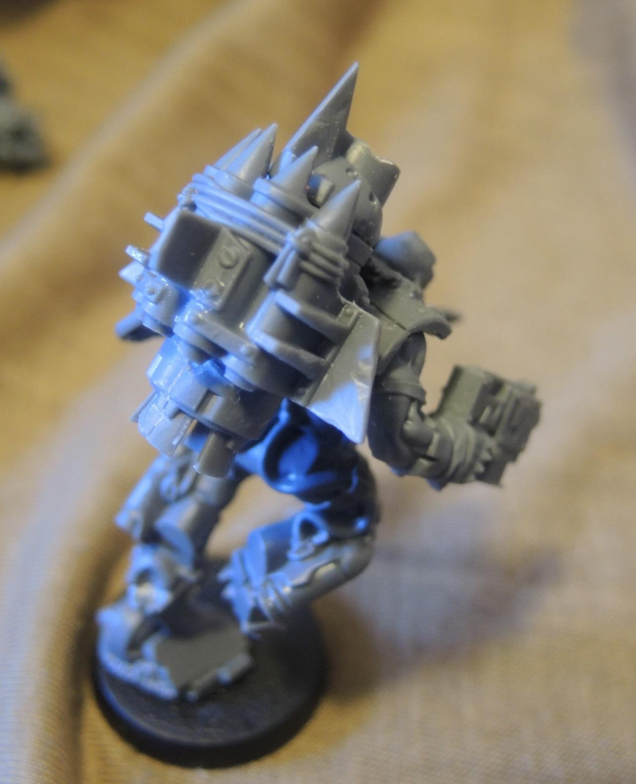 Conversion, Orks, Stormboys, The Kan't Stoppable, Waaazag