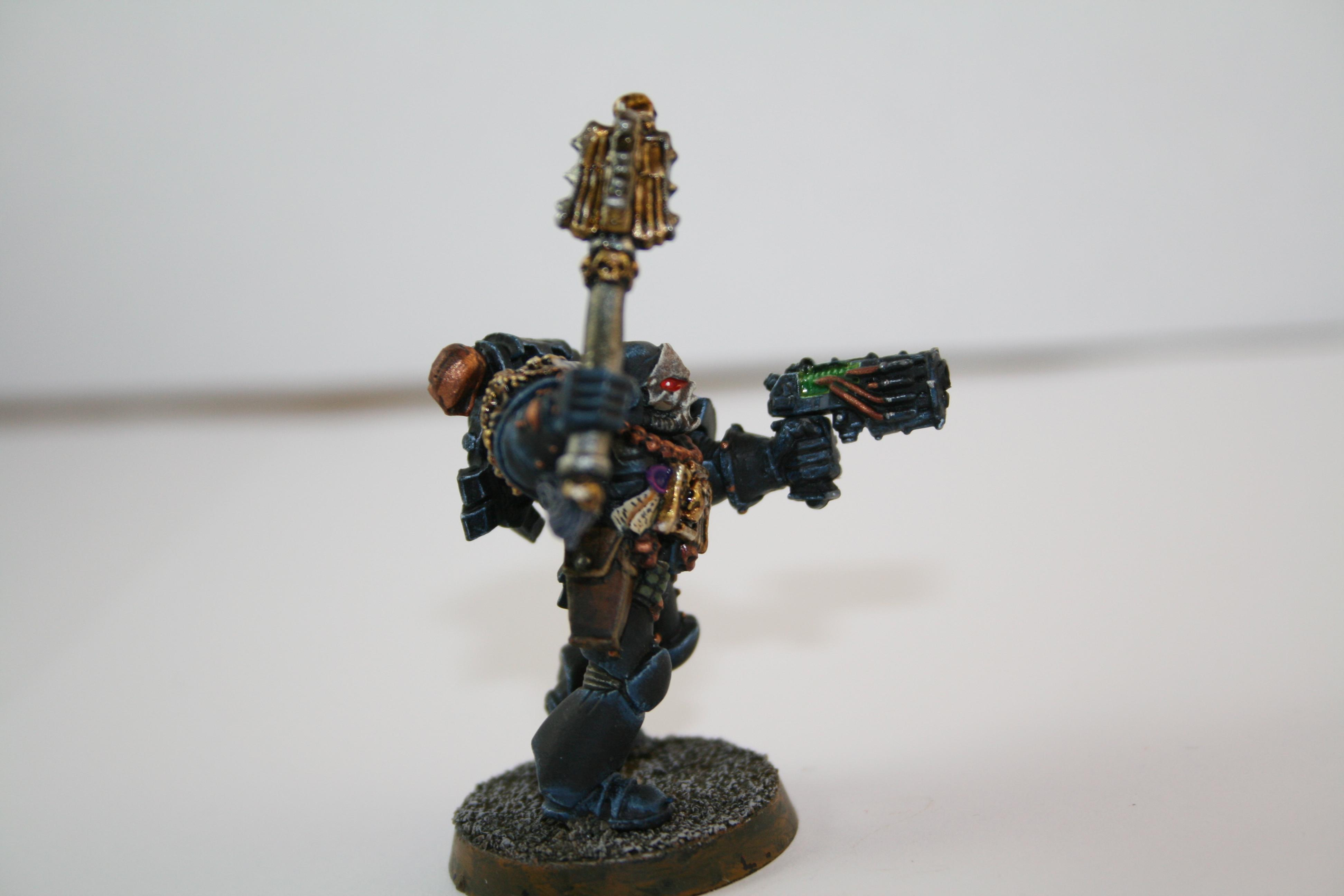 Flesh Tearers Chaplain