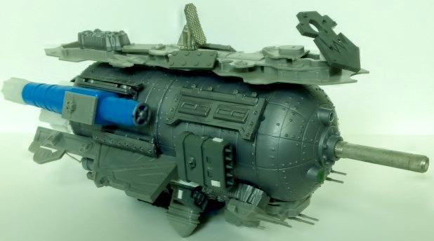 WIP Ork flagship