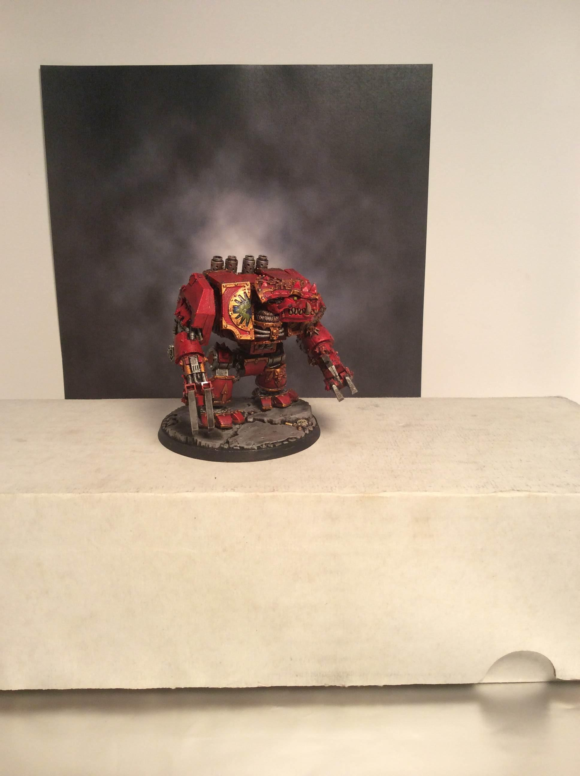 World Eaters Dreadnought