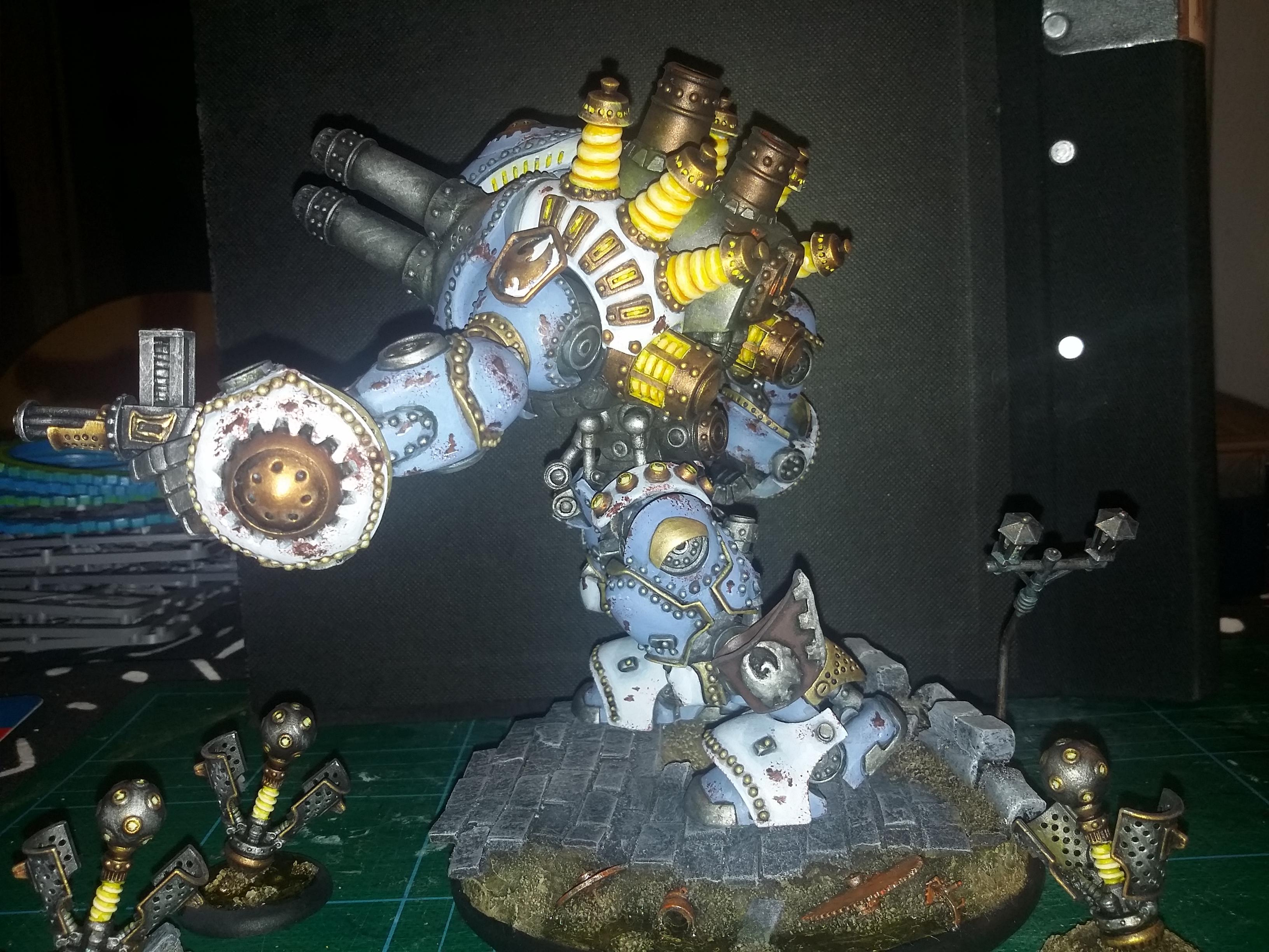Stormwall Completed