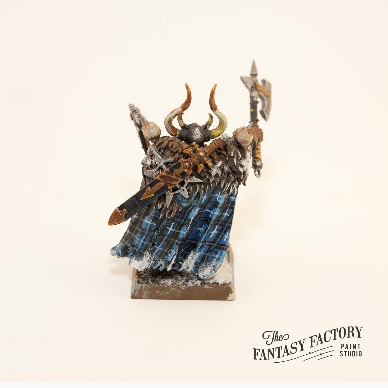 Axe, Chaos, Chaos Warrior, Sword, Warhammer Fantasy, Warriors