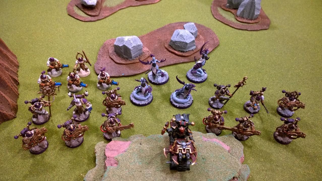 Deamonettes, Emperor's Children, Noise Marines, Slaanesh