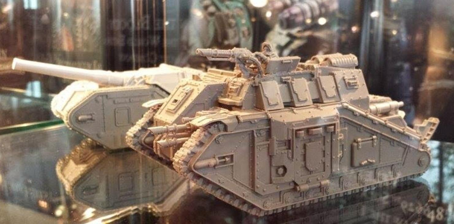 Europe Open Day, Forge World, Guard, Imperial Guard, Solar Auxilia, Tank