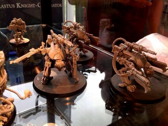 Europe Open Day, Forge World, Robots