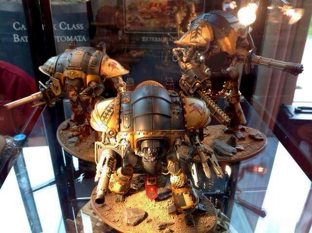 Europe Open Day, Forge World