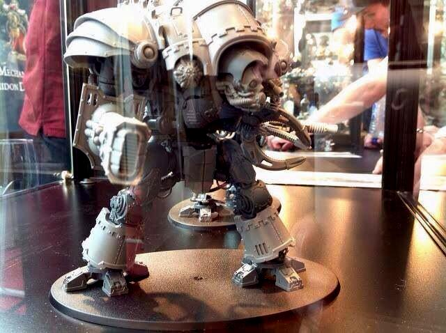 Admech, Europe Open Day, Forge World, Imperial Knight, Mechanicum