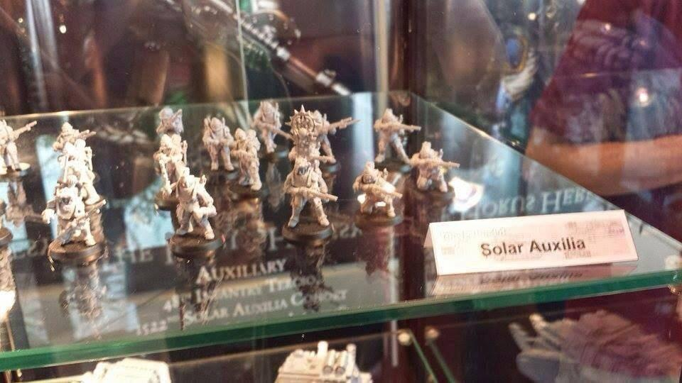 Forge World, Guard, Imperial, Infantry, Solar Auxilia