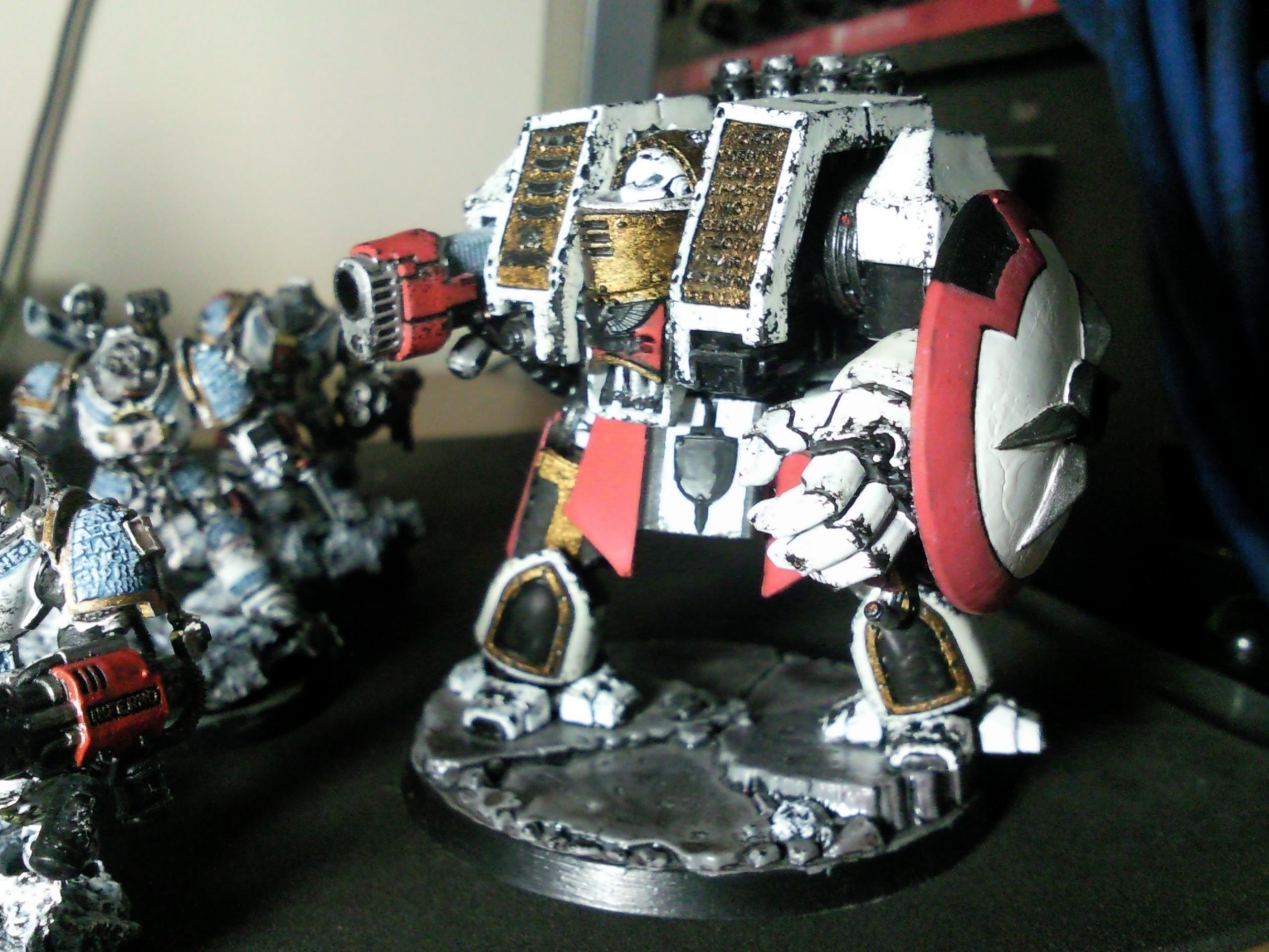 Elite, Emperor, Grey Knights, Inquisition, Paladins, Space Marines, Warhammer 40,000, Work In Progress