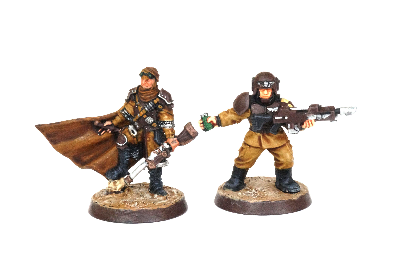 Base, Colonel, General, Guard, Guardsmen, Imperial Guard, Trooper