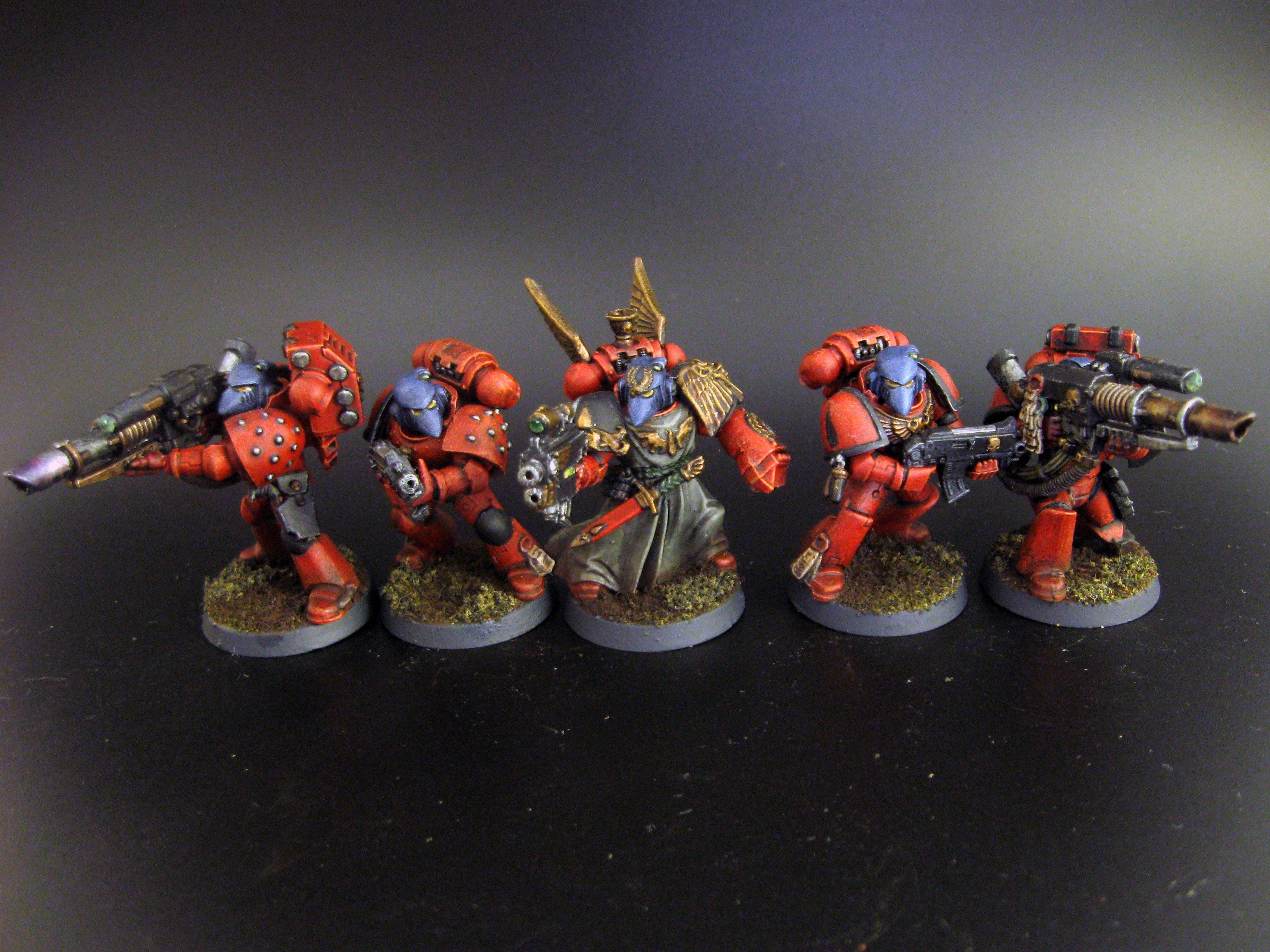 Angel, Blood, Death, Forge World, Guard, Honour, Meph, Space Marines, Tactical
